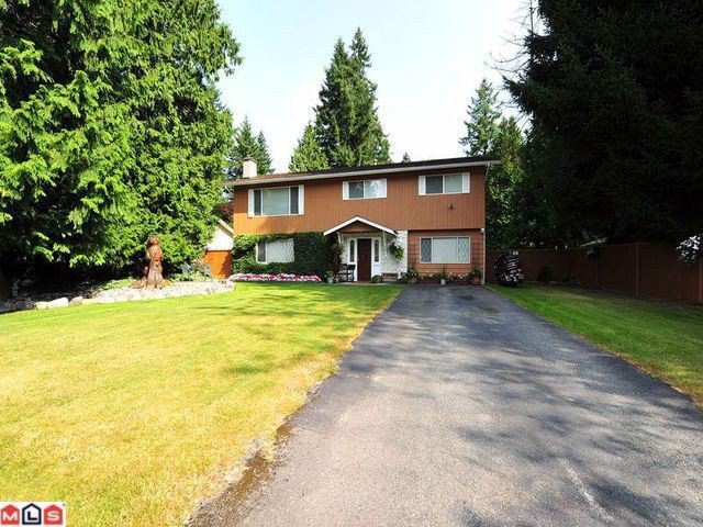 Main Photo: 19895 41ST Avenue in Langley: Brookswood Langley House for sale : MLS®# F1220589