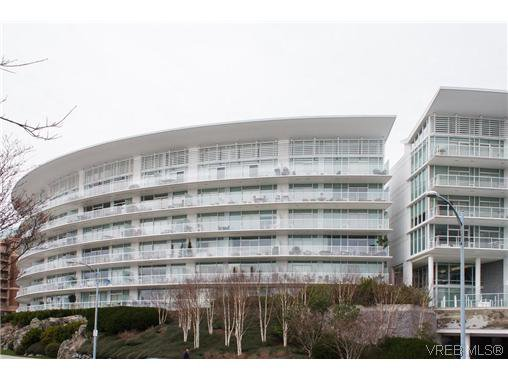 Main Photo: 508 68 Songhees Rd in VICTORIA: VW Songhees Condo for sale (Victoria West)  : MLS®# 633460