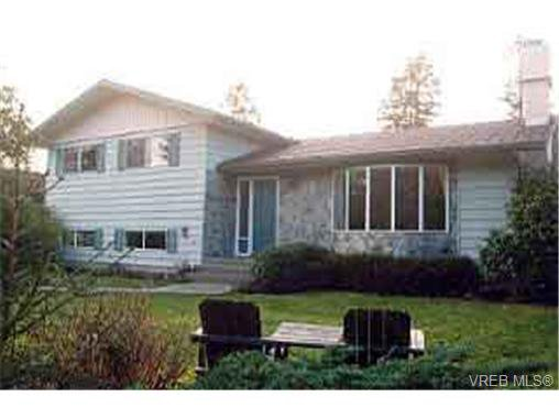 Main Photo: 4508 Seawood Terr in VICTORIA: SE Gordon Head Single Family Detached for sale (Saanich East)  : MLS®# 179127