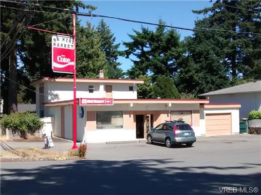 Main Photo: 496 Owens Road in VICTORIA: Co Wishart South Retail for sale (Colwood)  : MLS®# 340700