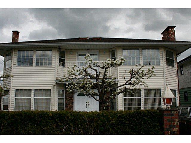 Main Photo: 6562 Griffiths Av in Burnaby: Upper Deer Lake House for sale (Burnaby South)  : MLS®# V1061304