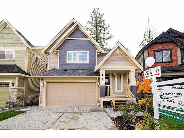 Main Photo: 21010 76A in Langley: Willoughby Heights House for sale : MLS®# f1425221