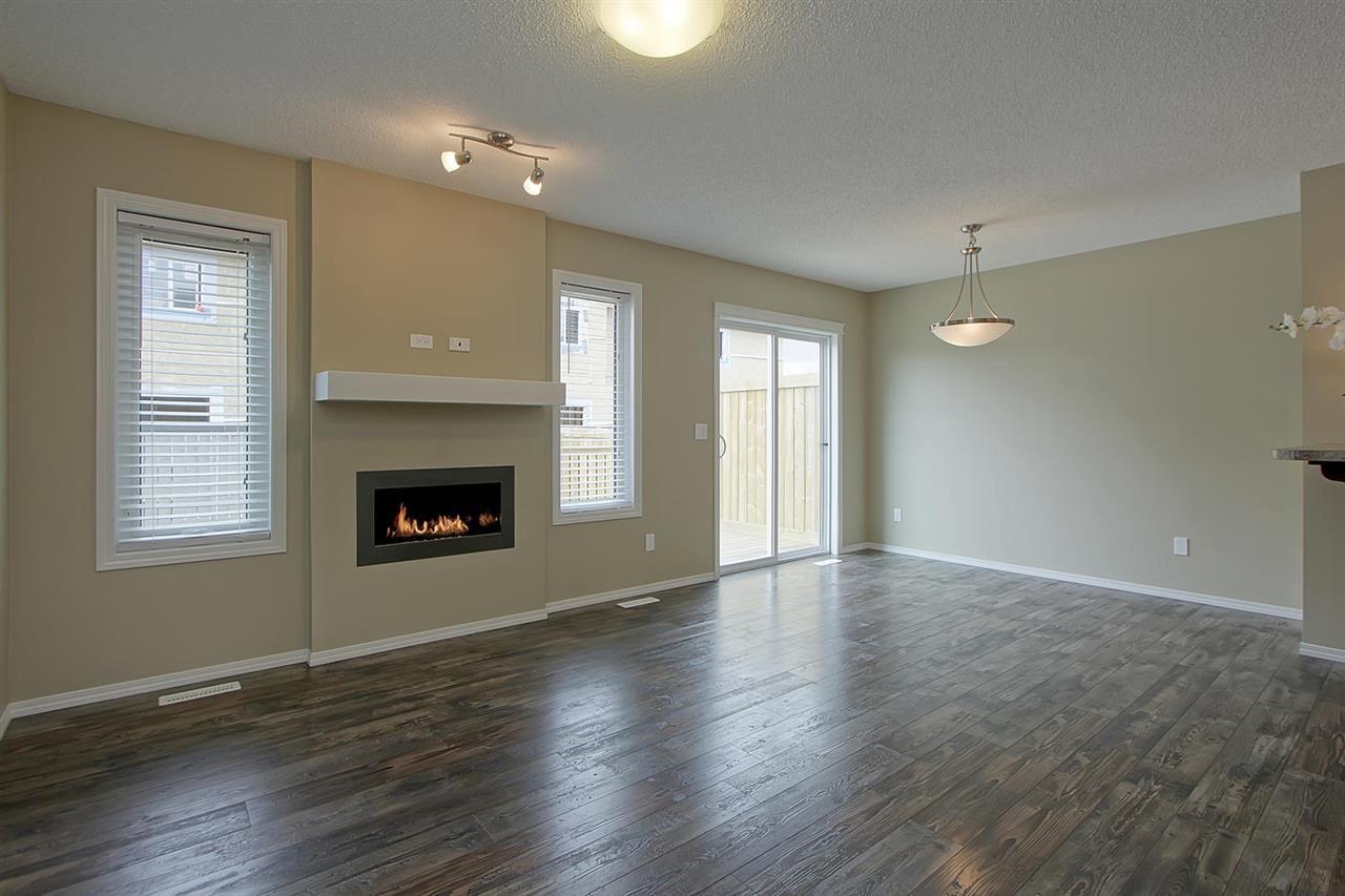 Main Photo: Windermere in Edmonton: Zone 56 House Half Duplex for sale : MLS®# E4108390