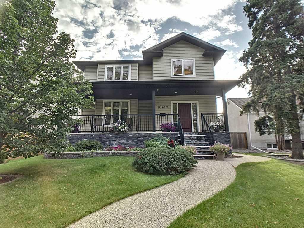 Main Photo: 10619 130 Street in Edmonton: Zone 07 House for sale : MLS®# E4173031