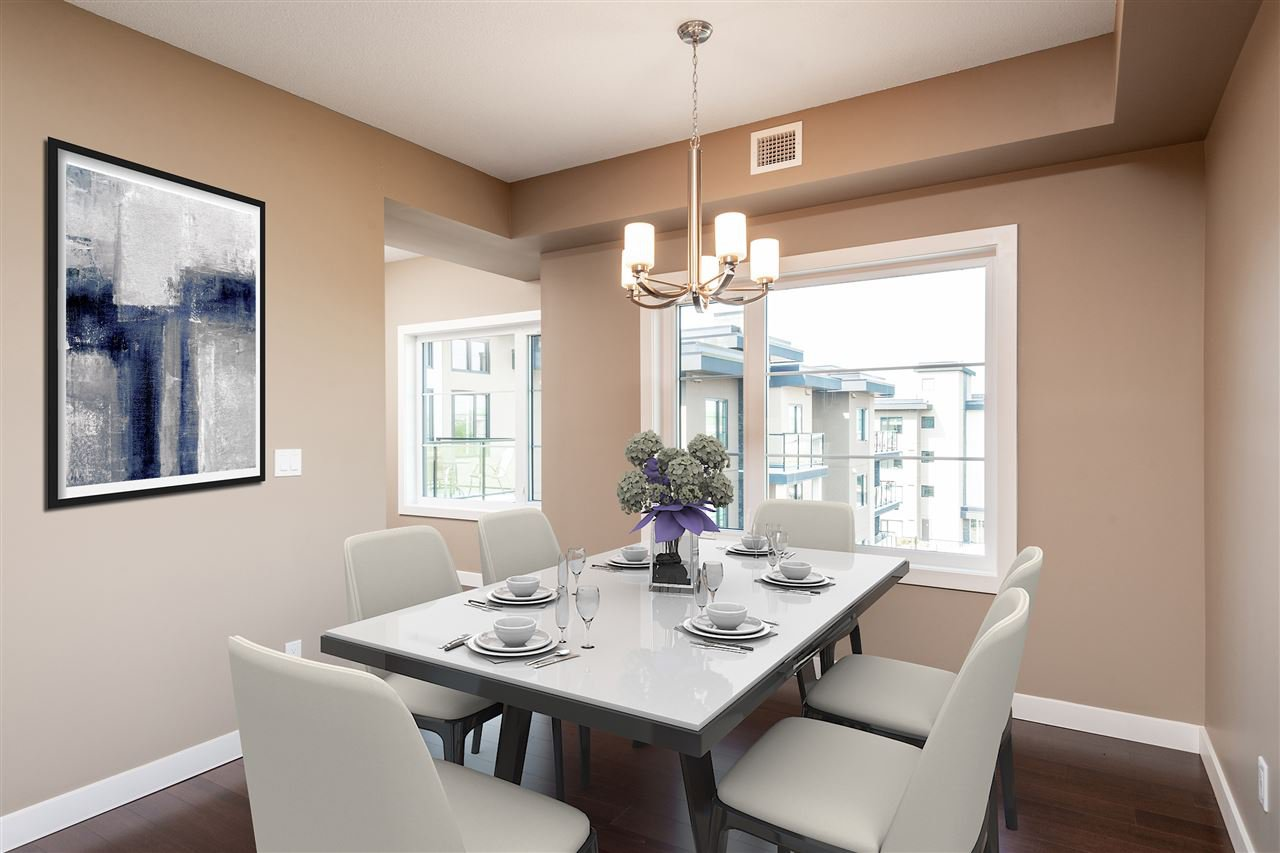 Main Photo: 401 5025 EDGEMONT Boulevard in Edmonton: Zone 57 Condo for sale : MLS®# E4176422