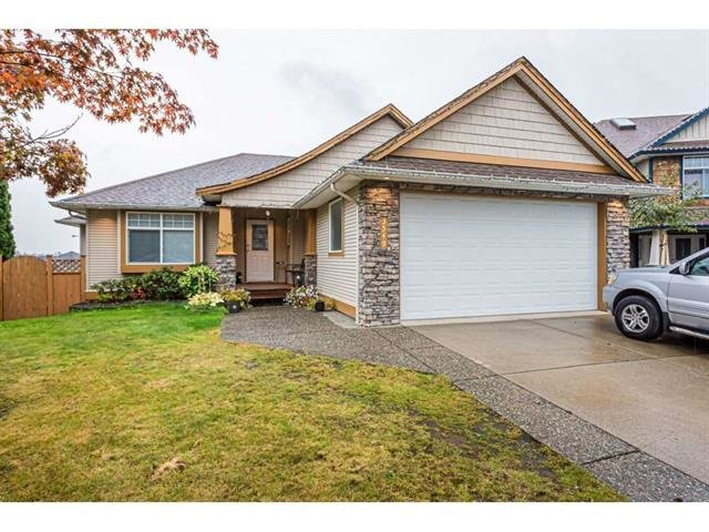 Main Photo: 3549 STEELHEAD Court in Abbotsford: Abbotsford West House for sale : MLS®# R2419863