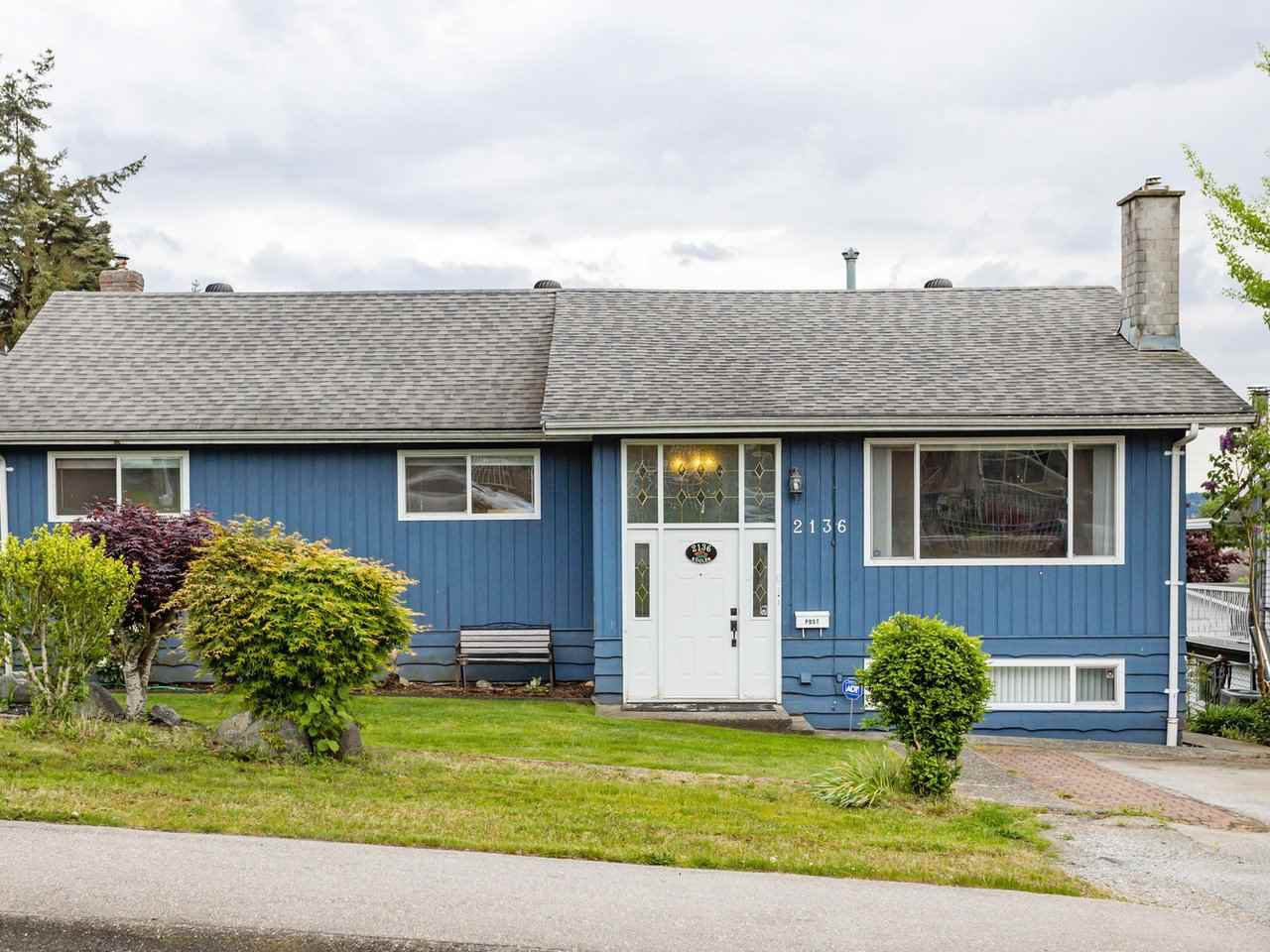"""Main Photo: 2136 KUGLER Avenue in Coquitlam: Central Coquitlam House for sale in """"Central Coquitlam"""" : MLS®# R2457039"""