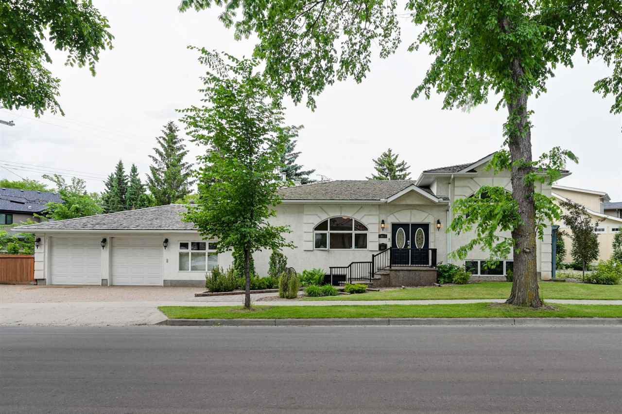 Main Photo: 14611 99 Avenue in Edmonton: Zone 10 House for sale : MLS®# E4203325