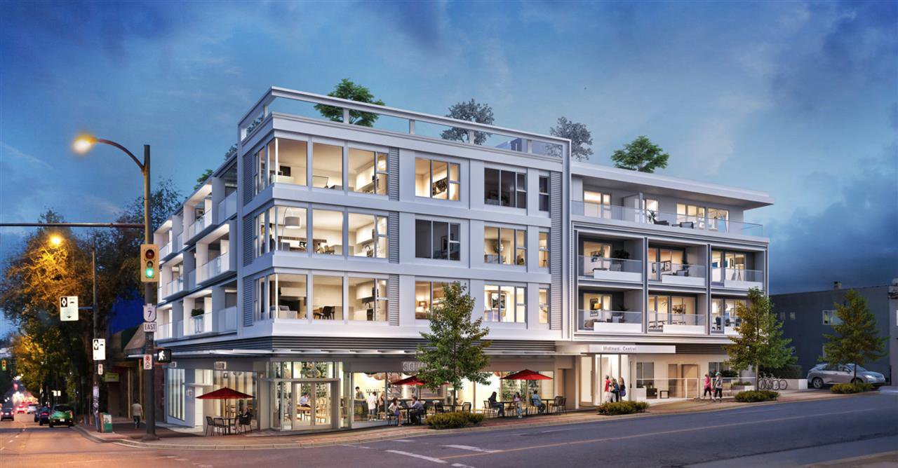 """Main Photo: TH1 2508 FRASER Street in Vancouver: Mount Pleasant VE Townhouse for sale in """"MIDTOWN CENTRAL"""" (Vancouver East)  : MLS®# R2503502"""