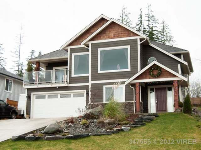 Main Photo: 931 TIMBERLINE DRIVE in CAMPBELL RIVER: Z1 Willow Point House for sale (Zone 1 - Campbell River)  : MLS®# 347555