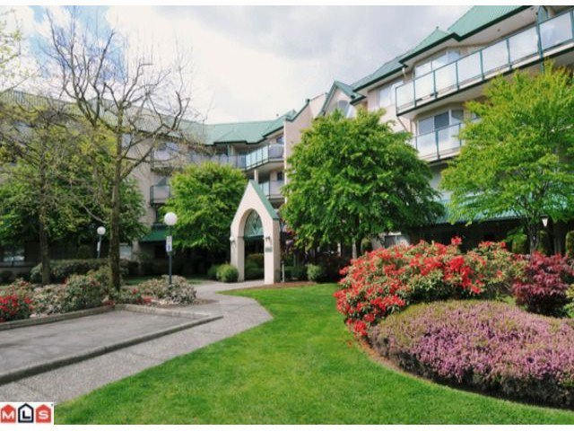 "Main Photo: 411 2964 TRETHEWEY Street in Abbotsford: Abbotsford West Condo for sale in ""CASCADE GREEN"" : MLS®# F1306350"