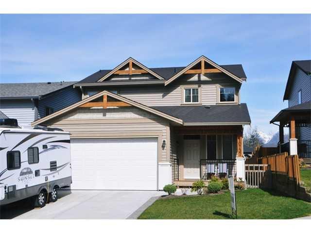 Main Photo: 10737 ERSKINE ST in Maple Ridge: Thornhill House for sale : MLS®# V1020218