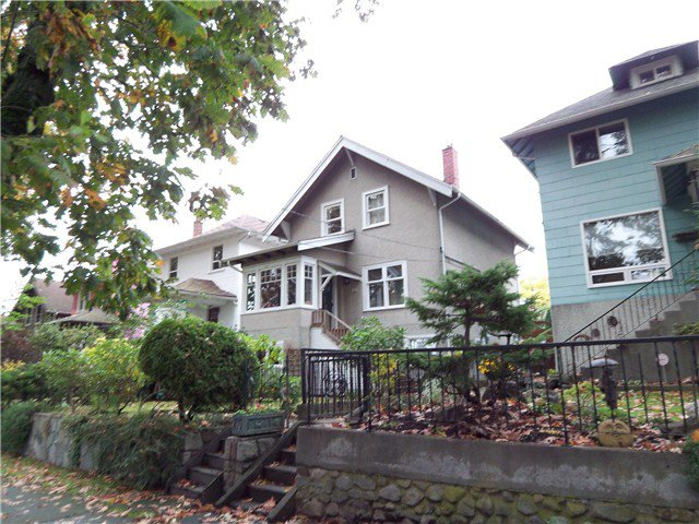 Main Photo: 2245 East 7th Avenue in Vancouver: Grandview VE House for sale (Vancouver East)  : MLS®# V856317