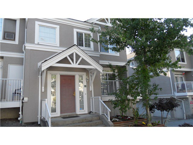 """Main Photo: 32 2422 HAWTHORNE Avenue in Port Coquitlam: Central Pt Coquitlam Townhouse for sale in """"HAWTHORNE GATE"""" : MLS®# V1078852"""