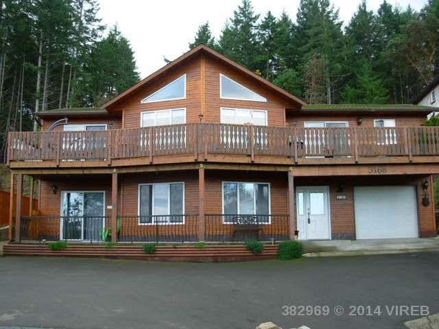 Main Photo:  in Nanoose Bay: Z5 Nanoose House for sale (Zone 5 - Parksville/Qualicum)  : MLS®# 383969
