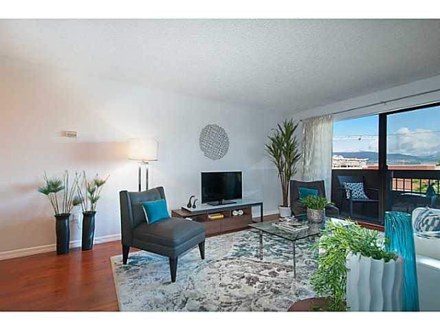 Main Photo: # 203 440 E 5TH AV in Vancouver: Mount Pleasant VE Condo for sale (Vancouver East)  : MLS®# V1117152