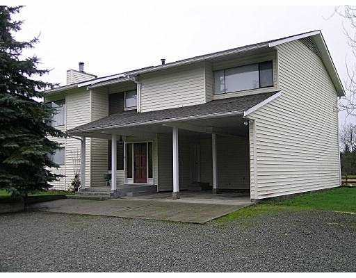 Photo 1: Photos: 13712 RIPPINGTON Road in Pitt Meadows: North Meadows House for sale : MLS®# V612665