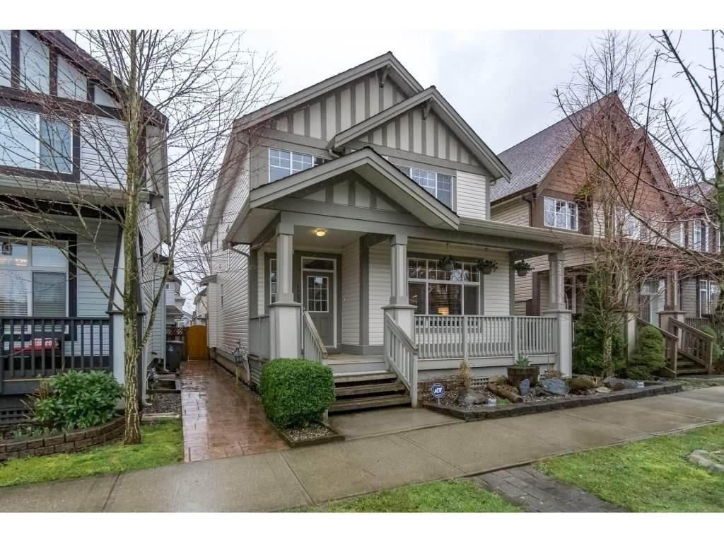 Main Photo: 19232 68A AVENUE in Surrey: Clayton House for sale (Cloverdale)  : MLS®# R2151170