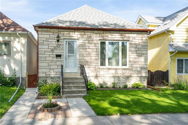 Main Photo: 860 Ingersoll Street in Winnipeg: Sargent Park Residential for sale (5C)  : MLS®# 1920013