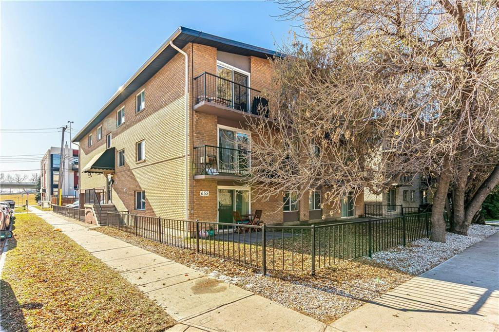 Main Photo: 304 655 MEREDITH Road NE in Calgary: Bridgeland/Riverside Apartment for sale : MLS®# C4274357