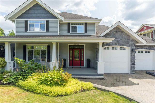 Main Photo: 22784 88 Avenue in Langley: Fort Langley House for sale : MLS®# R2416701