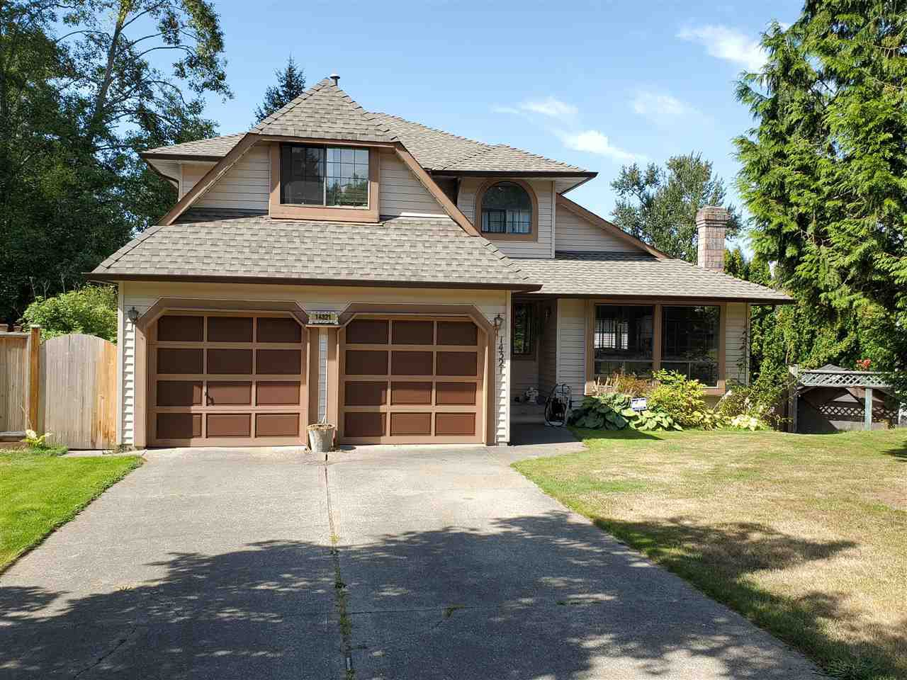 Main Photo: 14321 78A Avenue in Surrey: East Newton House for sale : MLS®# R2428762