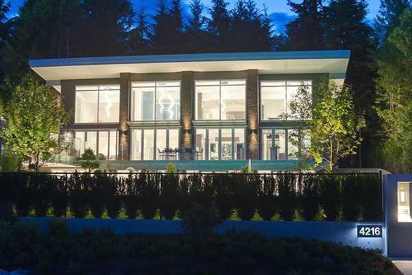 "Photo 14: Photos: 4216 ROCKRIDGE Crescent in West Vancouver: Rockridge House for sale in ""ROCKRIDGE ESTATES"" : MLS®# V1011896"