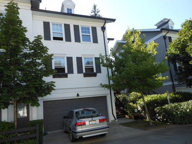 "Main Photo: 28 15075 60 Avenue in Surrey: Sullivan Station Townhouse for sale in ""Nature's Walk"" : MLS®# F1317604"