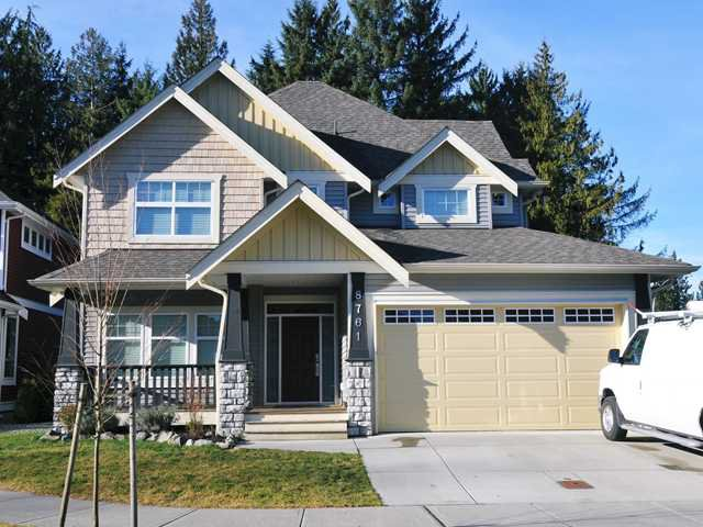 Main Photo: 8761 PARKER CT in Mission: Mission BC House for sale : MLS®# F1401849