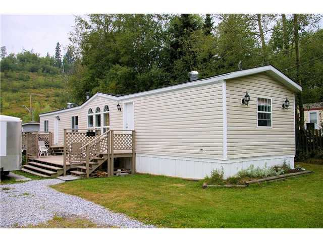 Main Photo: 2407 GRANT Road in Prince George: Hart Highway Manufactured Home for sale (PG City North (Zone 73))  : MLS®# N239349