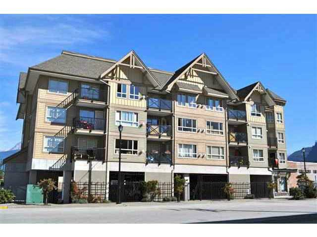 Main Photo: # 204 38003 SECOND AV in Squamish: Downtown SQ Condo for sale : MLS®# V1108980