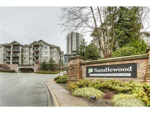Main Photo: # 413 9283 GOVERNMENT ST in Burnaby: Government Road Condo for sale (Burnaby North)  : MLS®# V1129467