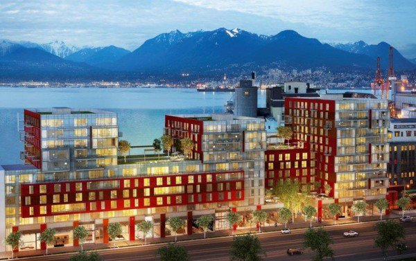 Main Photo: 565 The Heatley Strathcona Village in Vancouver: Condo for sale (Vancouver East)