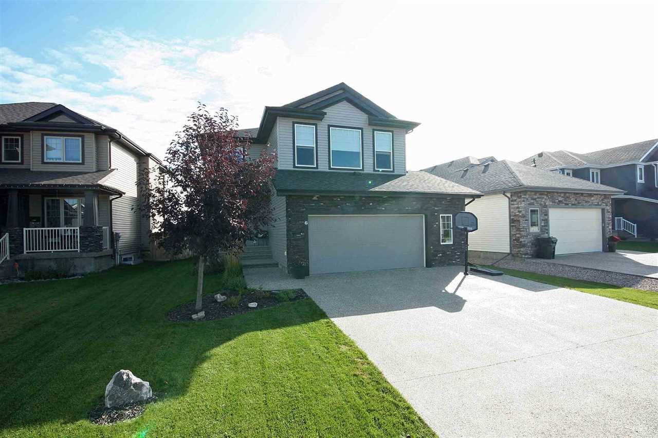 Main Photo: 6 LINCOLN Gate: Spruce Grove House for sale : MLS®# E4175863