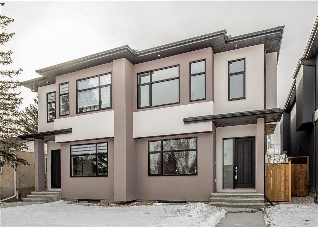 Main Photo: 509 24 Avenue NE in Calgary: Winston Heights/Mountview Semi Detached for sale : MLS®# C4279746