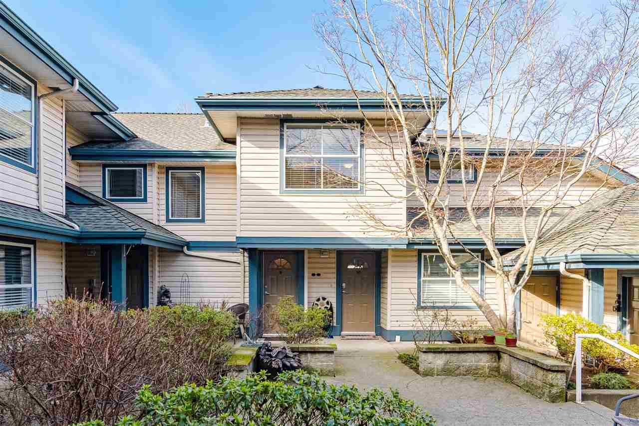 """Main Photo: 9 5662 208 Street in Langley: Langley City Townhouse for sale in """"The Meadows"""" : MLS®# R2436942"""