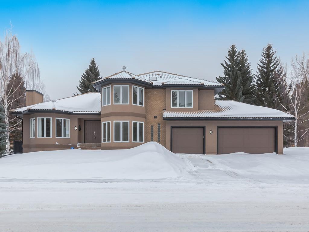 Main Photo: 3 PUMPMEADOW Crescent SW in Calgary: Pump Hill Detached for sale : MLS®# C4291148