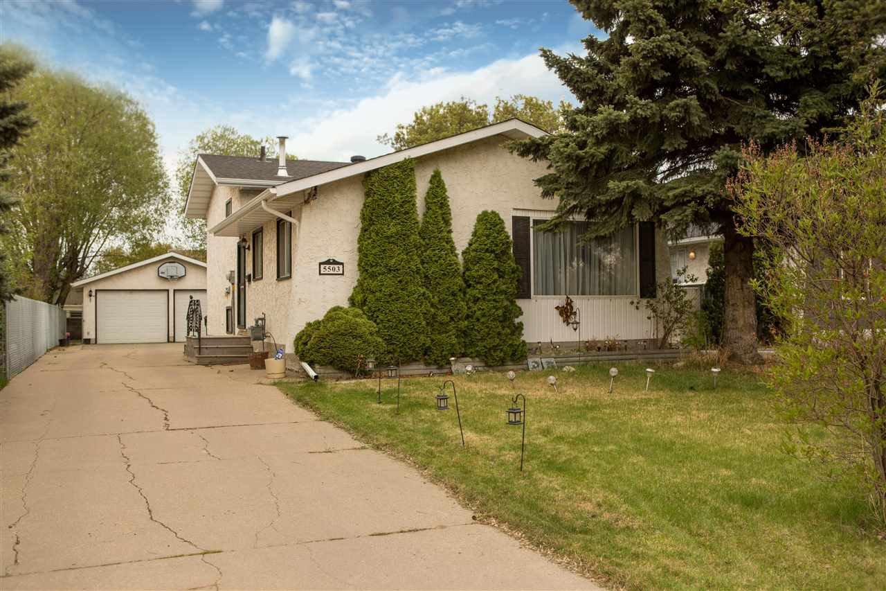 Main Photo: 5503 53 Street: Leduc House for sale : MLS®# E4198003