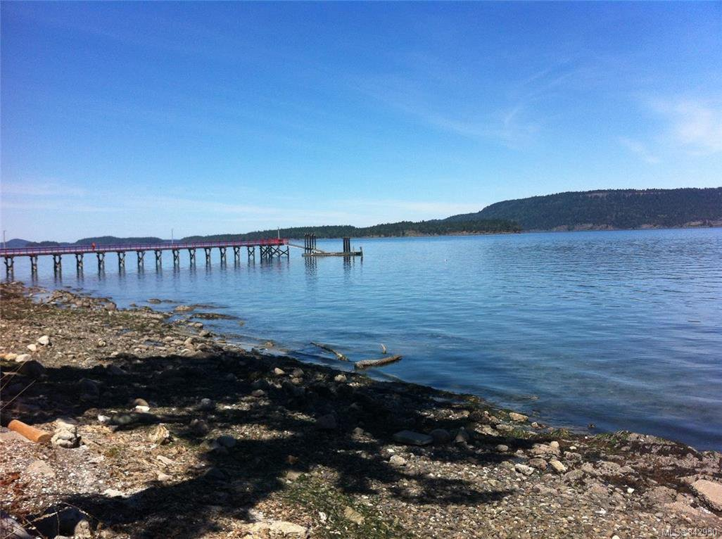 One the many amazing views from Salt Spring at Fernwood dock.