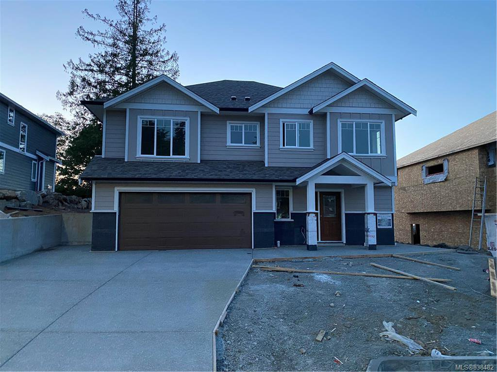 Main Photo: 6916 Blanchard Rd in Sooke: Sk Broomhill House for sale : MLS®# 838482