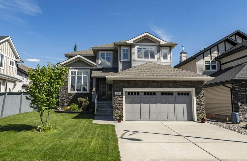 Main Photo: 5175 MULLEN Road in Edmonton: Zone 14 House for sale : MLS®# E4207560