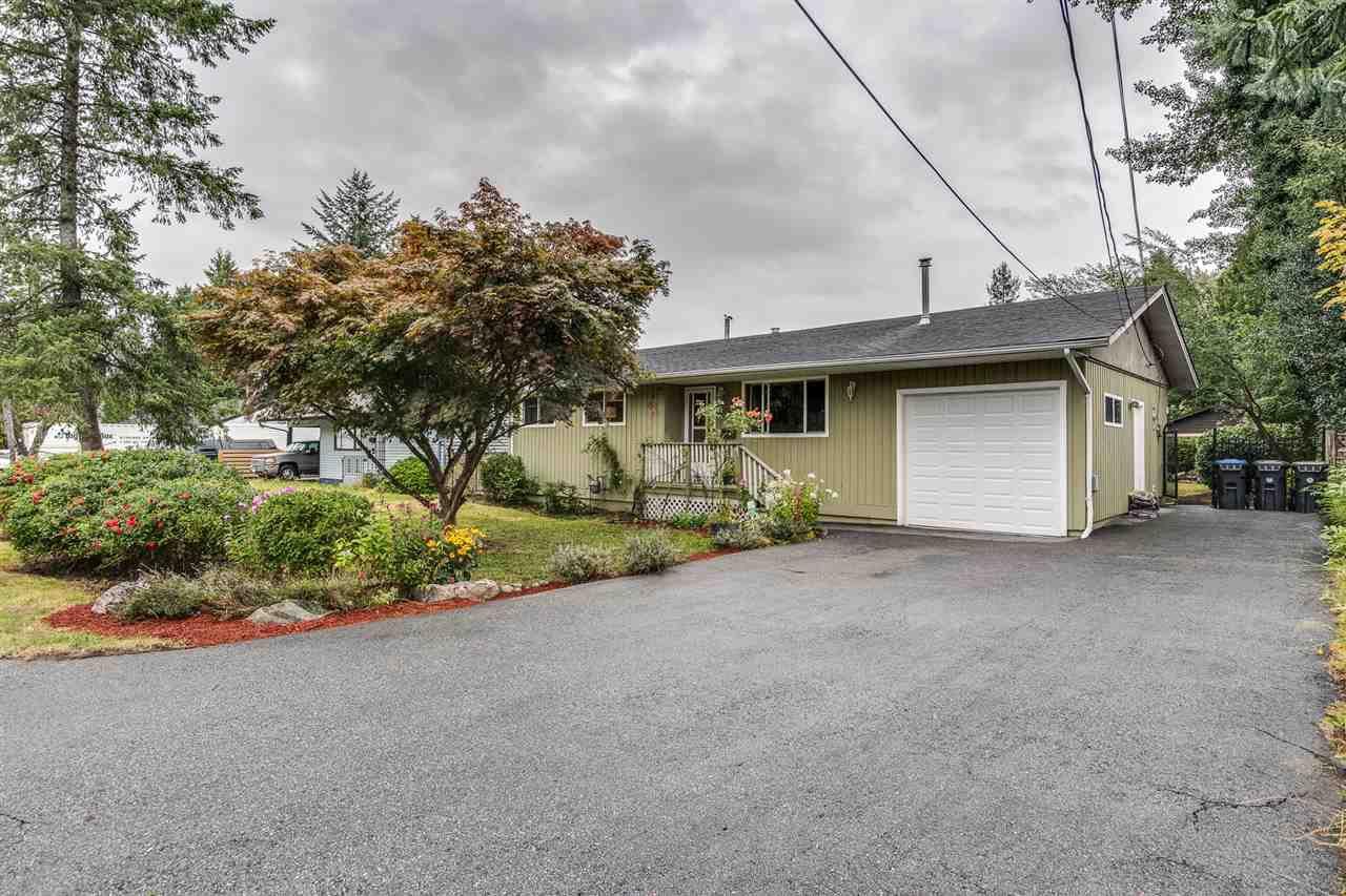 Photo 1: Photos: 3816 HAMILTON Street in Port Coquitlam: Lincoln Park PQ House for sale : MLS®# R2489970