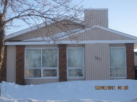 Main Photo: 327 EGESZ ST in Winnipeg: Residential for sale (Canada)  : MLS®# 1103905