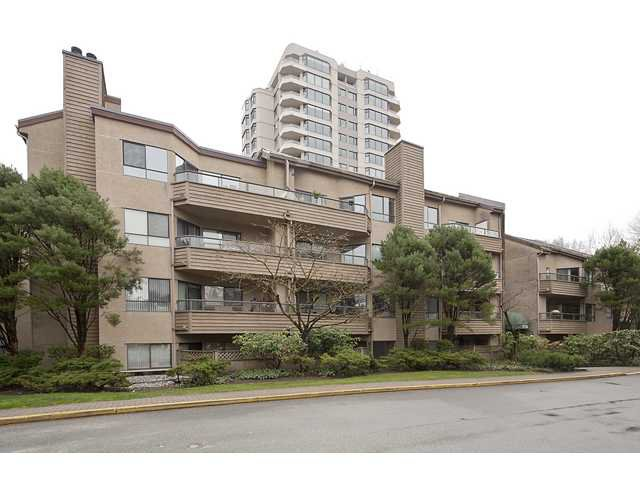 Main Photo: 106 1750 AUGUSTA Avenue in Burnaby: Simon Fraser Univer. Condo for sale (Burnaby North)  : MLS®# V943963