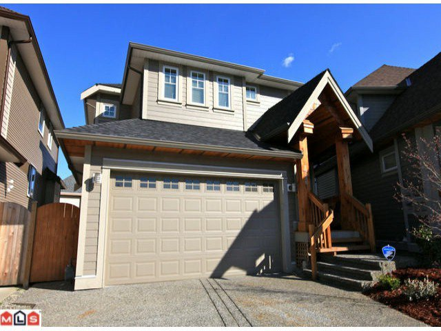 Main Photo: 7256 199TH Street in Langley: Willoughby Heights House for sale : MLS®# F1210865