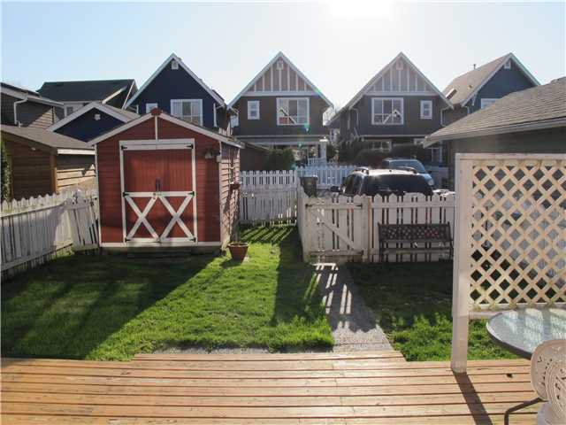 Photo 10: Photos: 158 PHILLIPS Street in New Westminster: Queensborough House for sale : MLS®# V998803