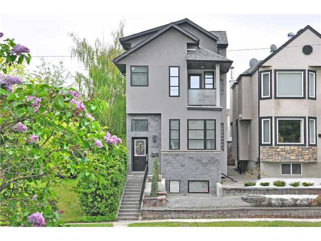 Main Photo: 1605 33 Avenue SW in CALGARY: South Calgary Residential Detached Single Family for sale (Calgary)  : MLS®# C3571949