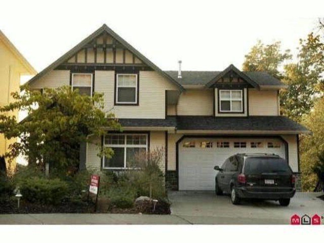 Main Photo: 3873 Kensington Ct. in Abbotsford: House for sale : MLS®# F1310482