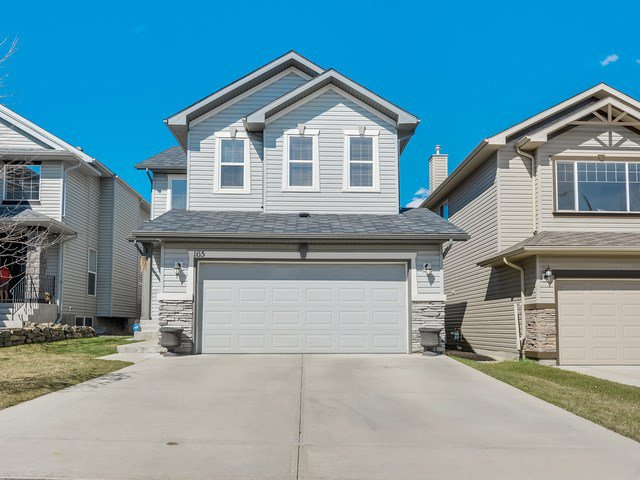 Main Photo: 165 EVERSYDE CL SW in Calgary: Evergreen Detached for sale : MLS®# C4007389