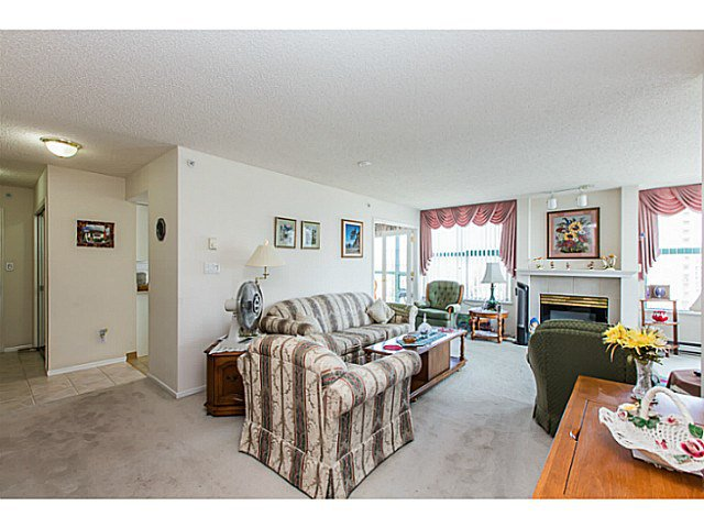 Photo 4: Photos: # 905 728 PRINCESS ST in New Westminster: Uptown NW Condo for sale : MLS®# V1138566